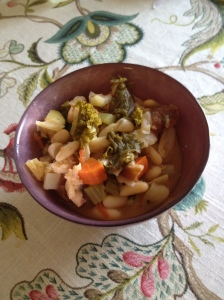 Ribollita a/k/a memory of Florence in a bowl.