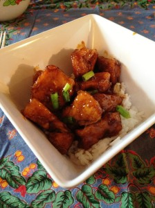 Pow pow chicken