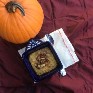 sparksfromthekitchen.com pumpkin steel cut oatmeal